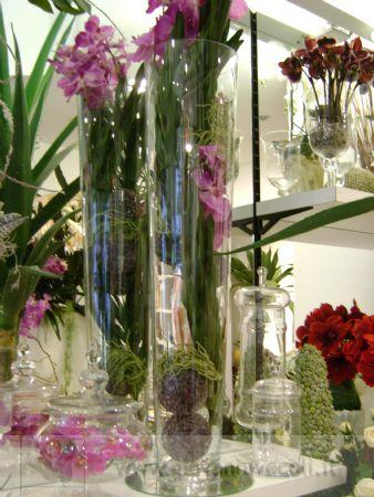 Cono in vetro h 80 san michele di ganzaria catania for Vasi in vetro ikea