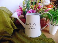 Annaffiatoio in Latta H 18 Flowers & Garden