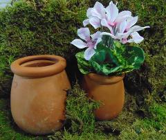 Vaso Ceramica  Orcetto terracotta