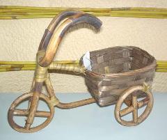 Triciclo vimini