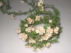 Cherry blossom garland (fiori di pesco) mt. 2