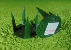 Blocca spugna- Pinholder x 50  in plastica