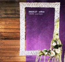 Cornice Willow intreccio rettangolare H120 x 90