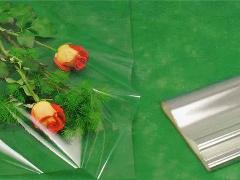 Fogli cellofan x 50 neutro  H100 x 130 - Sconti per Fioristi e Aziende