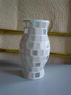 Lumiere mosaico H 20 paravento Rosa