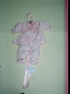 Fiocco nascita Coprifasce Rosa