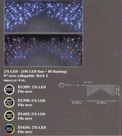 Tenda  ad arco  a LED
