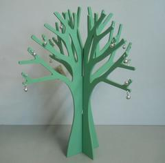Albero tiffany con campanelli   alto  cm. 40