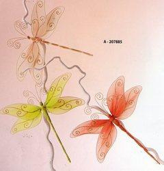 Libellule nylon cm. 41 Conf. x 3 Busta assortita