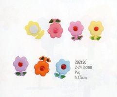 Fiorellini Adesivi x 288 colori asortiti