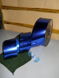 Rondella Blu  Metal H 50 x 75 Yds.