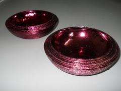 Ciotola ceramica Dm.17 H 5 Ametista   2 toni