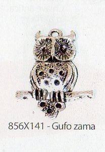 Ciondolo Gufo Zama