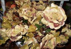 Rosa sheer  metal