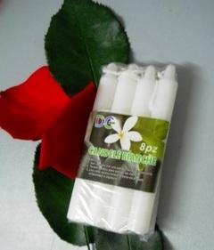 Candeline H 8.5  confezione 8 pezzi