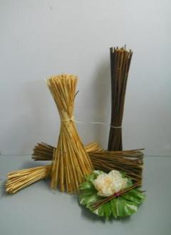 Fascine di cannette di grano H 40 e H 50 - Sconti per Fioristi e Aziende