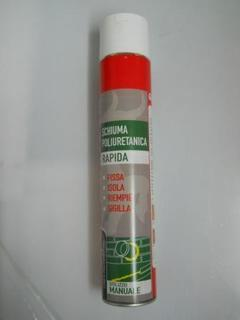 Schiuma Poliuretanica Spray Ml 750 per fioristi, wedding e Arredatori