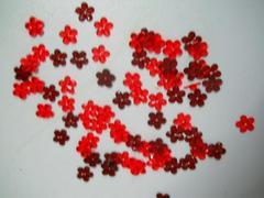 Fiorellini Acrilici x 300 in 6 colori