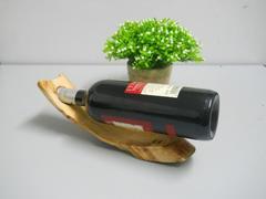 Portabottiglia Arquato in legno cm. 30  in 5 modelli