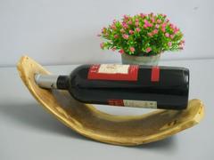 Portabottiglia Arquato in legno cm. 35  in 4 modelli