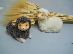 Pecorella merinos cm. 12