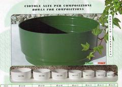 Ciotola Plastica cm. 15 H 7,5