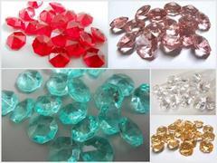 Diamanti ottagonali mm. 12  busta 120 pezzi