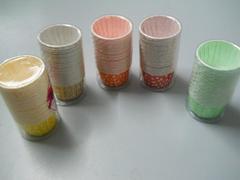 Pirottini Tondi cm. 5,5 x 3,5  conf. 25 pz.