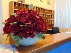 Composizione x 31 rose