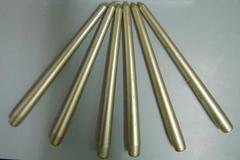 Candela conica  H 25 platino