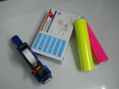 Etichette adesive colorate per prezzatrici mm. 20 x 10