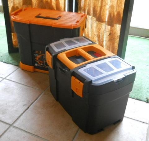 Trolley Porta Attrezzi divisibile co separatori