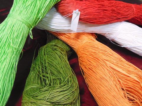 Cordino Naturale gr. 170 in 5 colori