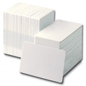 Biglietti bianchi x 500 cm.9,5 x 6,5 senza busta