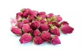 Teste di rosa stabilizzate naturali