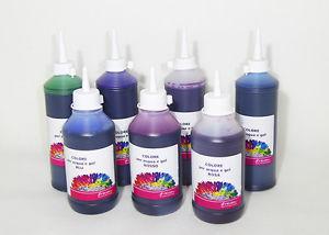 Colorante liquido per Acqua flacone da ml. 250 - Sconti per Fioristi e Aziende