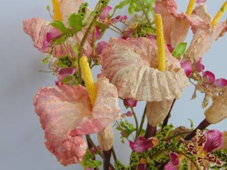 Calla Romantic  Pink H 90