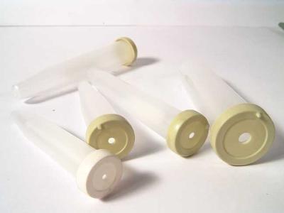 Fialette cc 60 in plastica H 11 dm. 28 - Conf. 100 fiale - Sconti per Fioristi e Aziende