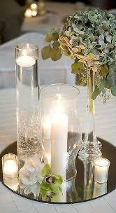 Cilindro Vetro H 30 cm. dm.10 per fioristi e wedding