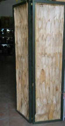 Separé in legno alto cm. 200  in 3 misure per fioristi e wedding