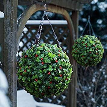 Boxwood Plastic Ball dm. 35 - 45 - 52 per fioristi e wedding