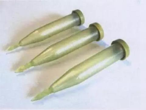 Fialetta in PS cc 10 con punta conf. x 100 fiale per fioristi, garden e wedding