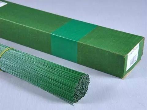Ferro smaltato H 37 Verde da Kg. 2,5 per fioristi e wedding