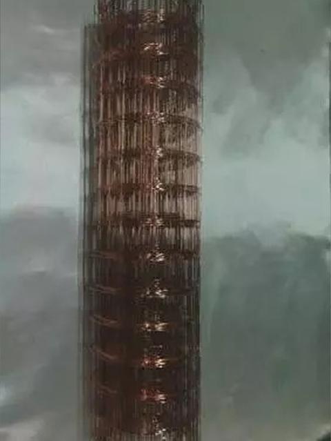 Rete di rame H 35  da 5 metri - Sconti per Fioristi e Aziende