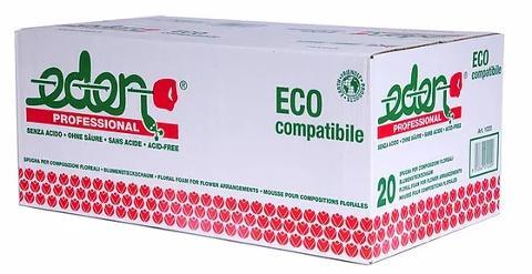 Spugna Eden Professional cartone x 20 e x 35 - Sconti per Fioristi e Aziende