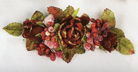 Tralcio Sorriso Rosa in 2 grandezze - Sconti per Fioristi e Aziende