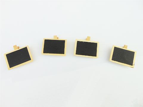 Lavagnetta ardesia   cm. 7 x 8 - Sconti per Fioristi e Aziende