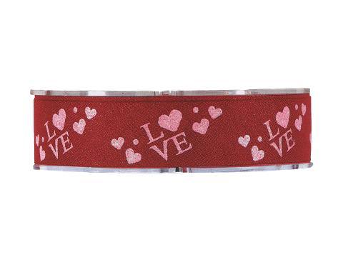 Nastro Love H 25 Articolo per San Valentino - Sconti per Fioristi e Aziende