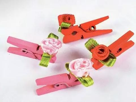 Mollettine con rosellina in raso Box da 24 Articolo per S. Valentino - Sconti per Fioristi e Aziende