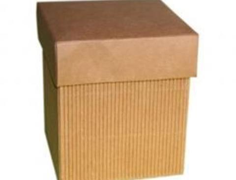 Scatola per bomboniera F/Cop. cm. 10 x 10 H 21 - Sconti per Fioristi, e Aziende